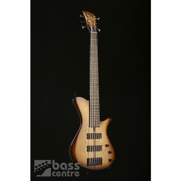 Custom Used Jaco Bass 6 String Single Cut With Gigbag