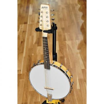 Custom ALABAMA 7928 - 8 STRINGS MAPLE MANDOLIN BANJO BOTTOMLESS - Free World Shipping!