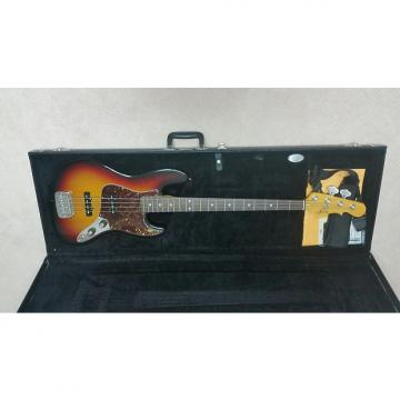 Custom G&L JB 3 Tone Sunburst
