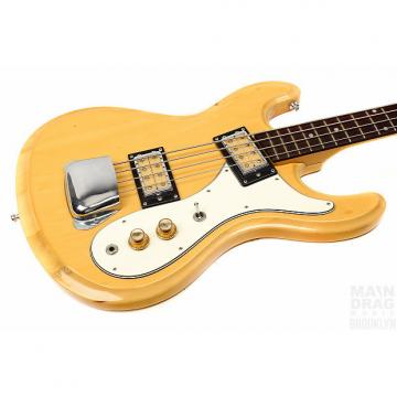 Custom ca. 1972 Univox Hi Flier Bass