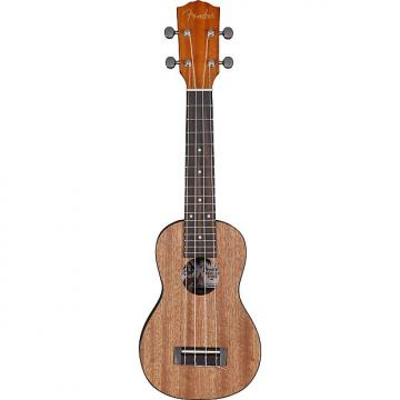 Custom Fender U'Uku Soprano Ukulele
