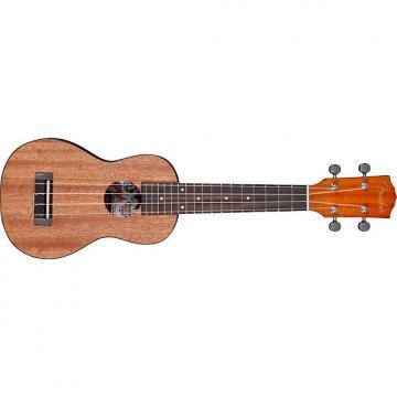 Custom Fender Soprano Ukulele U'Uku
