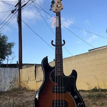 Custom Fender American Standard Dimension Bass 2014 Sunburst