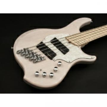 Custom Upgraded Dingwall Combustion 5-String Transparent White Authorized Dealer pre order ETA May