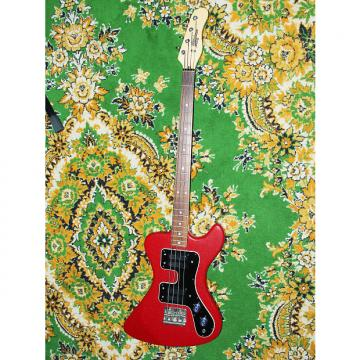 Custom Jolana Disco Bass 1984 red