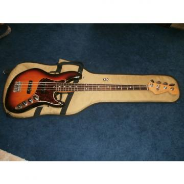 Custom Used 1997 Fender American Deluxe Jazz Bass w/ Gig Bag!