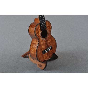 Custom Kamaka Ukulele Stand - Fits Soprano, Concert, Tenor & Baritone Ukes