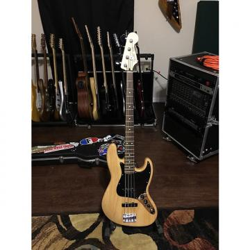 Custom FSR Standard Jazz Bass Ash With Fender Hard Shell Case