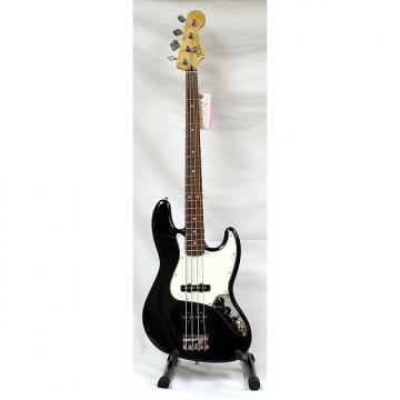 Custom Fender Standard Jazz Bass *Black*