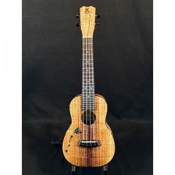 Custom Kanile'a ISL-C Hawaiian Islands Premium Concert Ukulele