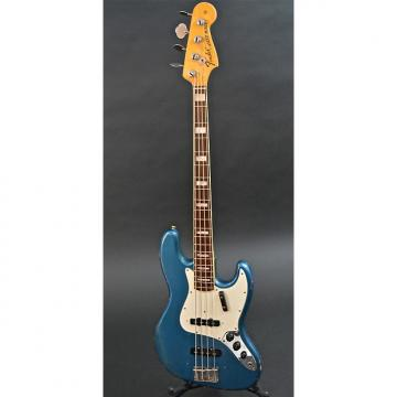 Custom Fender Jazz Bass 1973 Lake Placid Blue