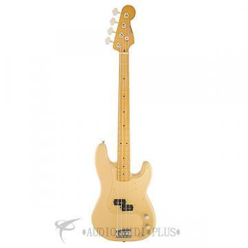 Custom Fender '50s Precision Bass Maple Fingerboard Electric Bass Honey Blonde - 0131702367 - 717669377892