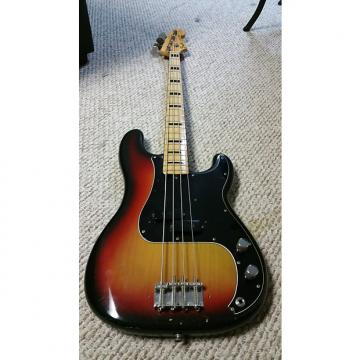 Custom Fender  Precision/Jazz 1971/72 3 Tone Sunburst