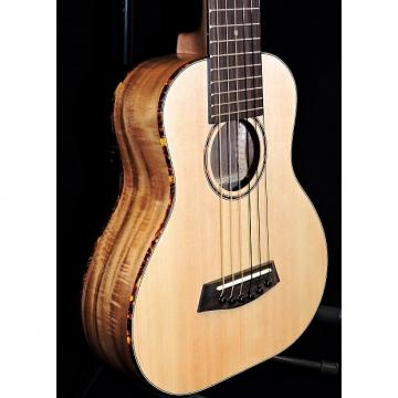 Custom Islander By Kanilea GL6 SA Spruce Top Guitalele