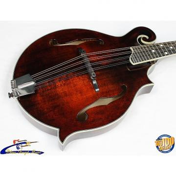 Custom Eastman MD515 Classic F-Style Acoustic Mandolin w/ Case, Solid Woods! #38271