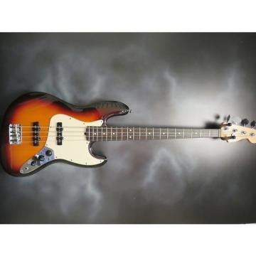 Custom Fender  American Jazz Bass  2005 Sunburst