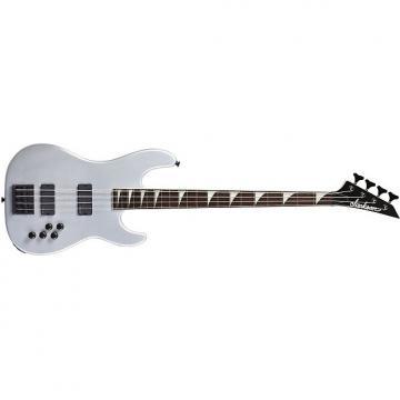 Custom Jackson David Ellefson CB-X Rosewood Fingerboard Quicksilver 2916640521