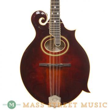 Custom Weber Mandolins - 2010 Vintage F Mandolin Oval Hole Used