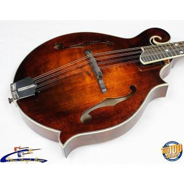 Custom Eastman MD515 Classic F-Style Acoustic Mandolin w/ Case, Solid Woods! #38270