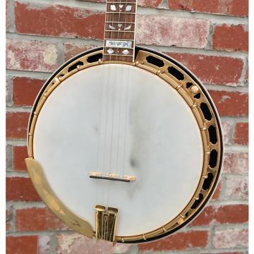 Custom Gibson Mastertone Banjo Granada 5 String Banjo Circa 1998