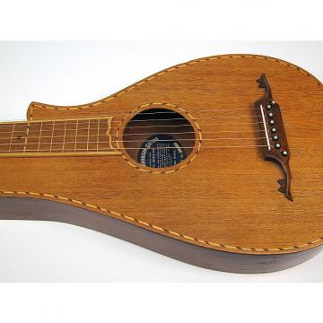 Custom Super Rare 1928 Greenfield Hawaiian Guitar Weissenborn Killer Dyer Eating Koa Wood Canadian Gem!