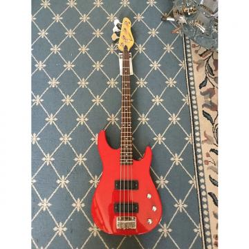 Custom Peavey Foundation Bass circa 1990 Red