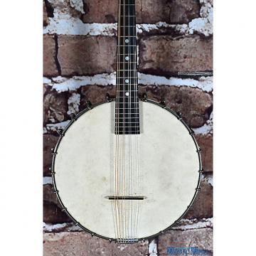 Custom Vintage Vega Fairbanks Model Style K Banjolin Banjo Mandolin