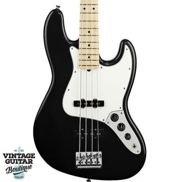 Custom Fender Standard Jazz Bass - Maple - Black