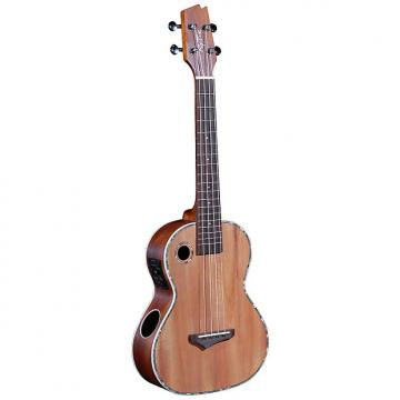 Custom Riptide EUT-11NS Tenor Uke Solid Acacia Top BRAND NEW