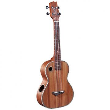 Custom Riptide UT-11NS Tenor Uke Solid Acacia Top BRAND NEW