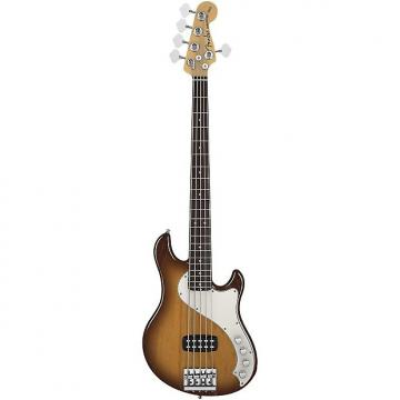 Custom Fender American Deluxe Dimension Bass V, Rosewood - Violin Burst