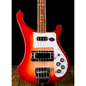 Custom Rickenbacker Model 4003S - Fireglo