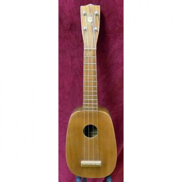 Custom Early Aloha Solid Koa Soprano Pineapple Ukelele. Sounds AMAZING