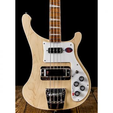 Custom Rickenbacker Model 4003 - Mapleglo