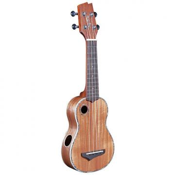 Custom Riptide UC-11NS Concert Ukulele Solid Acacia Top BRAND NEW