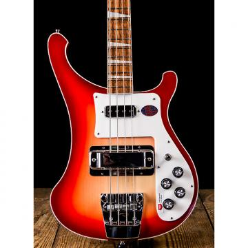 Custom Rickenbacker Model 4003 - Fireglo