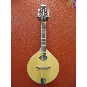 Custom Breedlove Crossover OO Mandolin, Natural, Solid Top/Back/Sides, Gig Bag Included