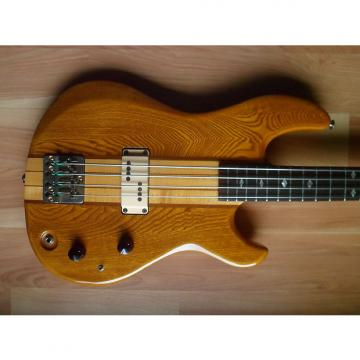 Custom ARIA TSB550 Neck Thru Bass 1980 with Hard Shell Case