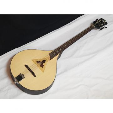 Custom LUNA Trinity BOUZOUKI V2 acoustic electric NEW - Satin Natural Spruce