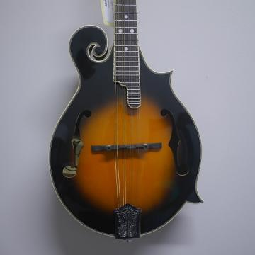Custom Morgan Monroe MM-100FM F Style Mandolin 2016 Sunburst