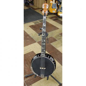 Custom Gold Tone ML-1 Missing Link Bela Fleck Banjo 2016 Black