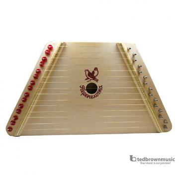 Custom The Music Maker - Award Winning Lap Harp/Zither with Songs and Accessories