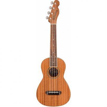 Custom Fender Mino'Aka Concert Ukulele