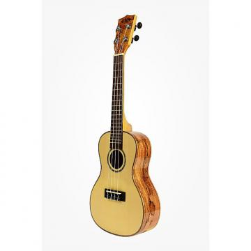 Custom Kala KA-FMCG Flame Maple Gloss Concert Ukulele