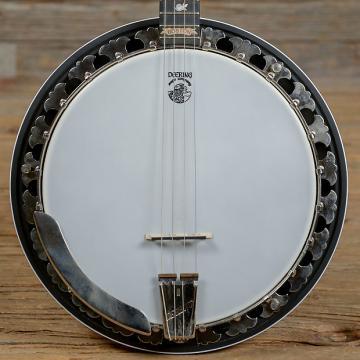 Custom Deering Boston 17 Fret Tenor Banjo 2015 (s438)