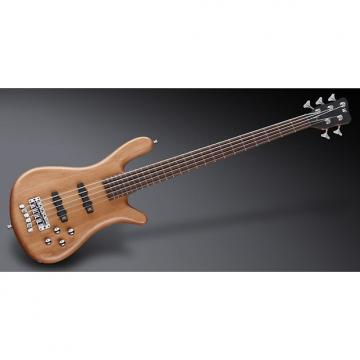 Custom Warwick WGPS Streamer LX 5 Natural, Fretted Active Pickups / Electronics w/ bag, Free Shipping