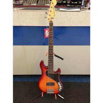Custom Fender Deluxe Dimension V W/gigbag Aged Cherry Burst