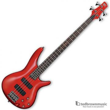 Custom Ibanez SR300 SR Series Bass - Candy Apple Red
