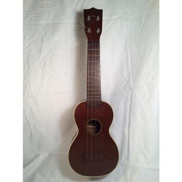 Custom Martin Style 2 Mahogany Soprano Ukulele circa 1928