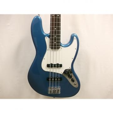 Custom Fender  Standards Jazz Bass 2016 Lake Placid Blue
